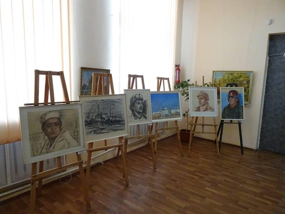 """Виставка з фондів музею """"Чорнобиль – загублений світ"""""""