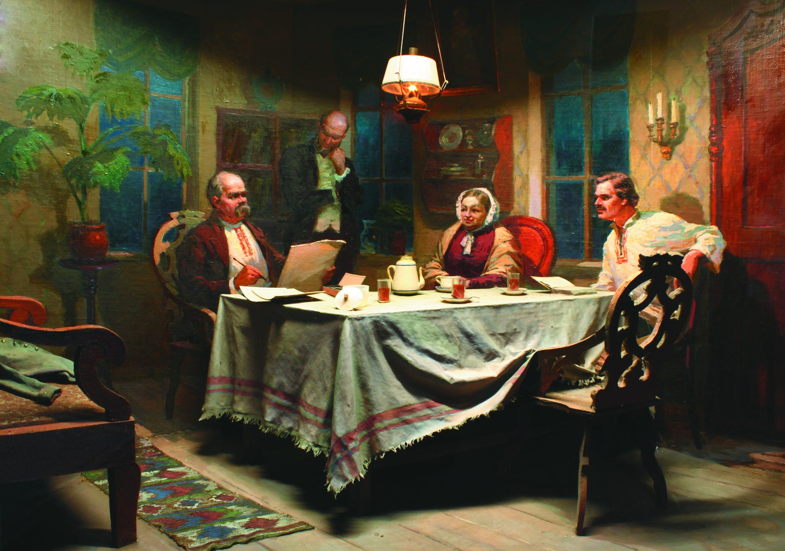 У Конотопському музеї розпочалися Шевченківські дні
